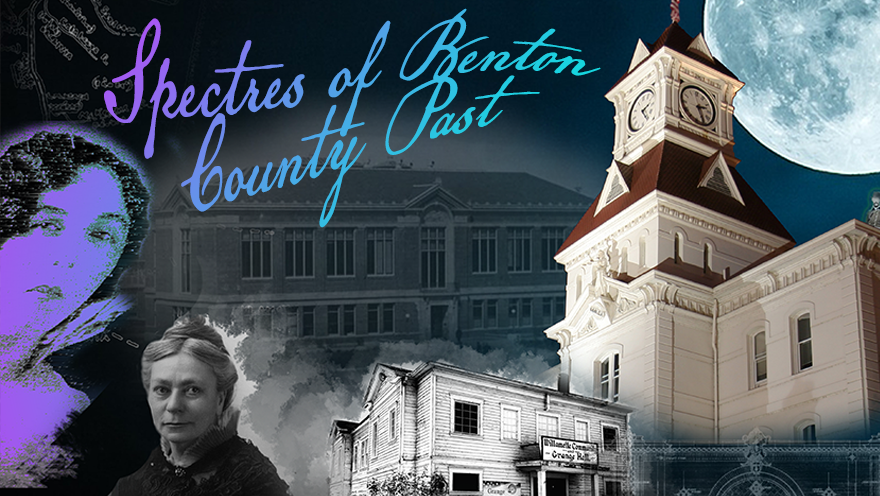 Join Us for a Ghost Hunt through Time and Spaces